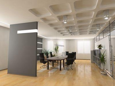 grossraumbüro einrichtung | das büro nach den individuellen ... - Buro Einrichtung Beton Holz