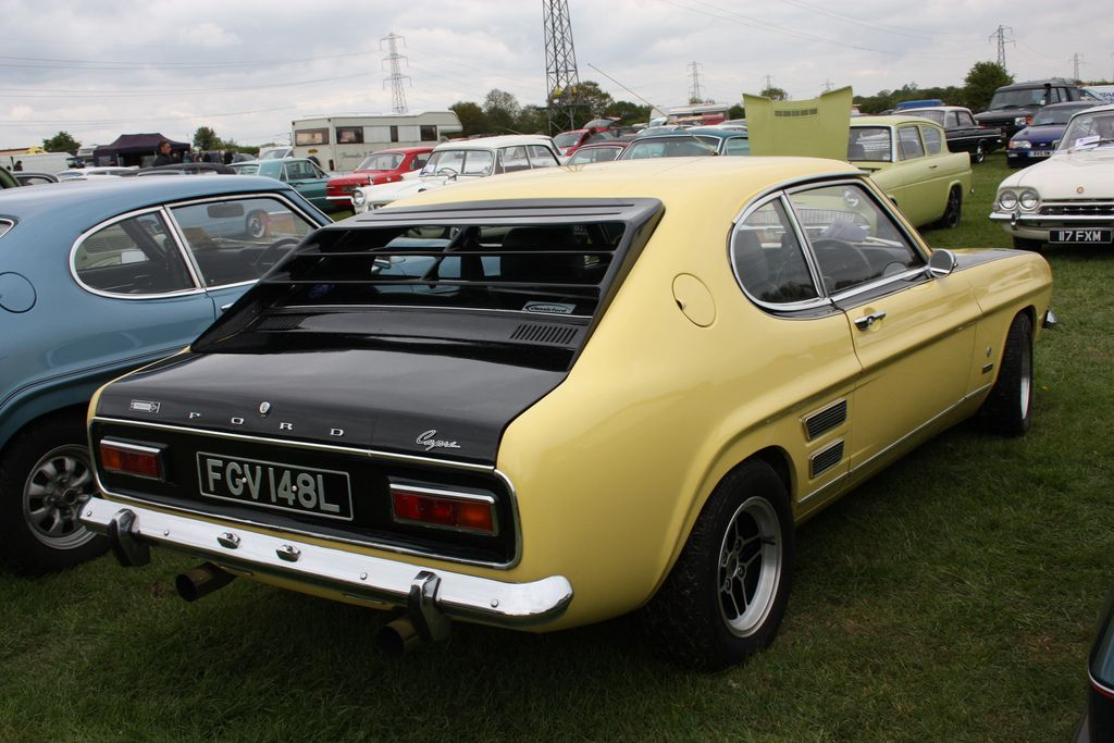 The Ford South African Connection Retro Rides Ford Capri Ford Bmw
