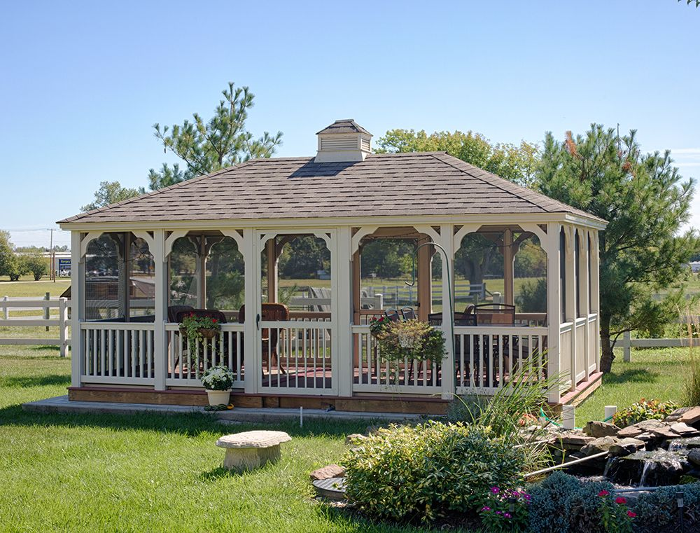 Keep Pests From Your Garden Gazebo Garden Gazebo Gazebo