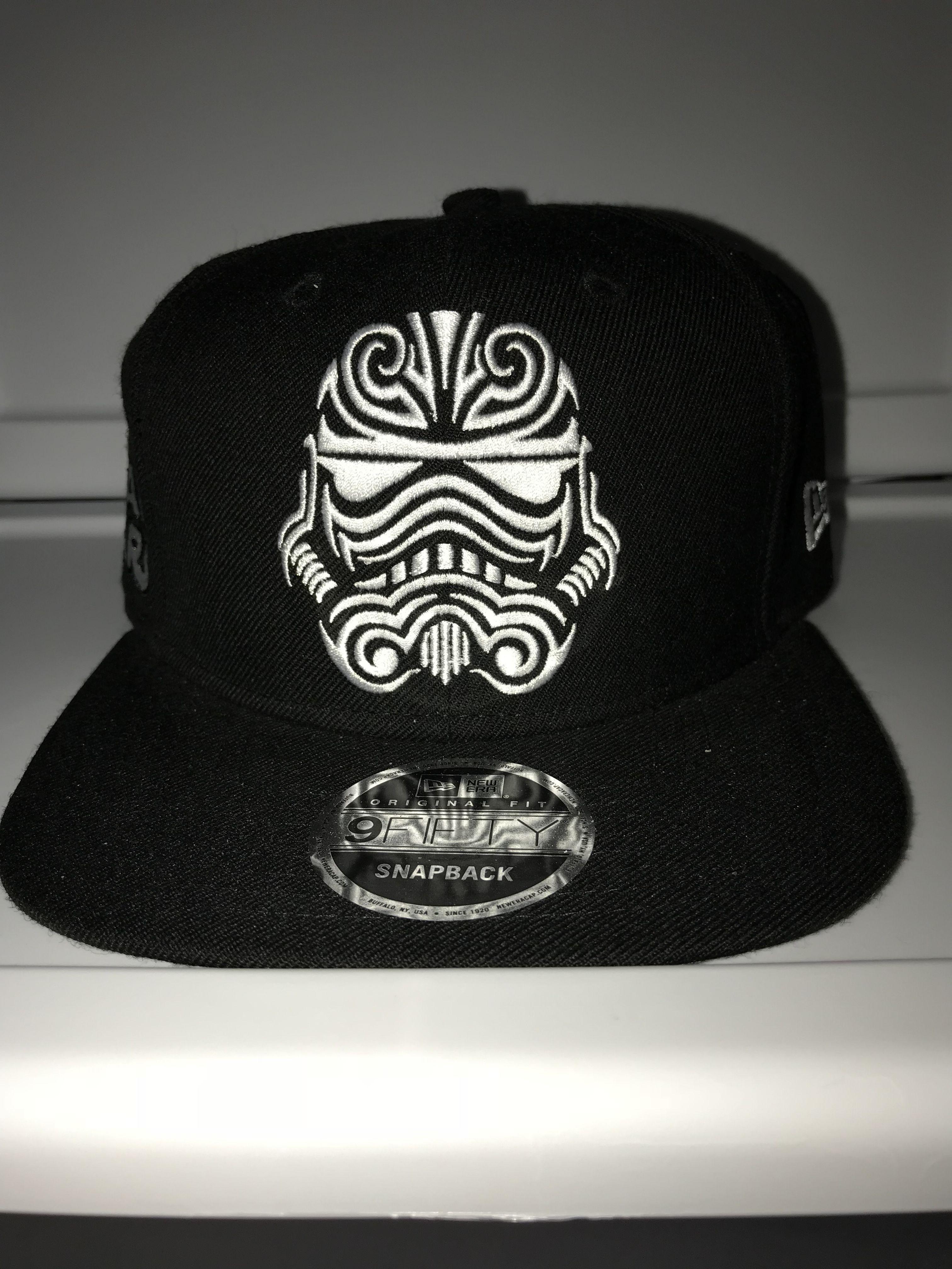 43c0fa7a53fb8 New Era Star Wars tribal Stormtrooper snapback 9FIFTY