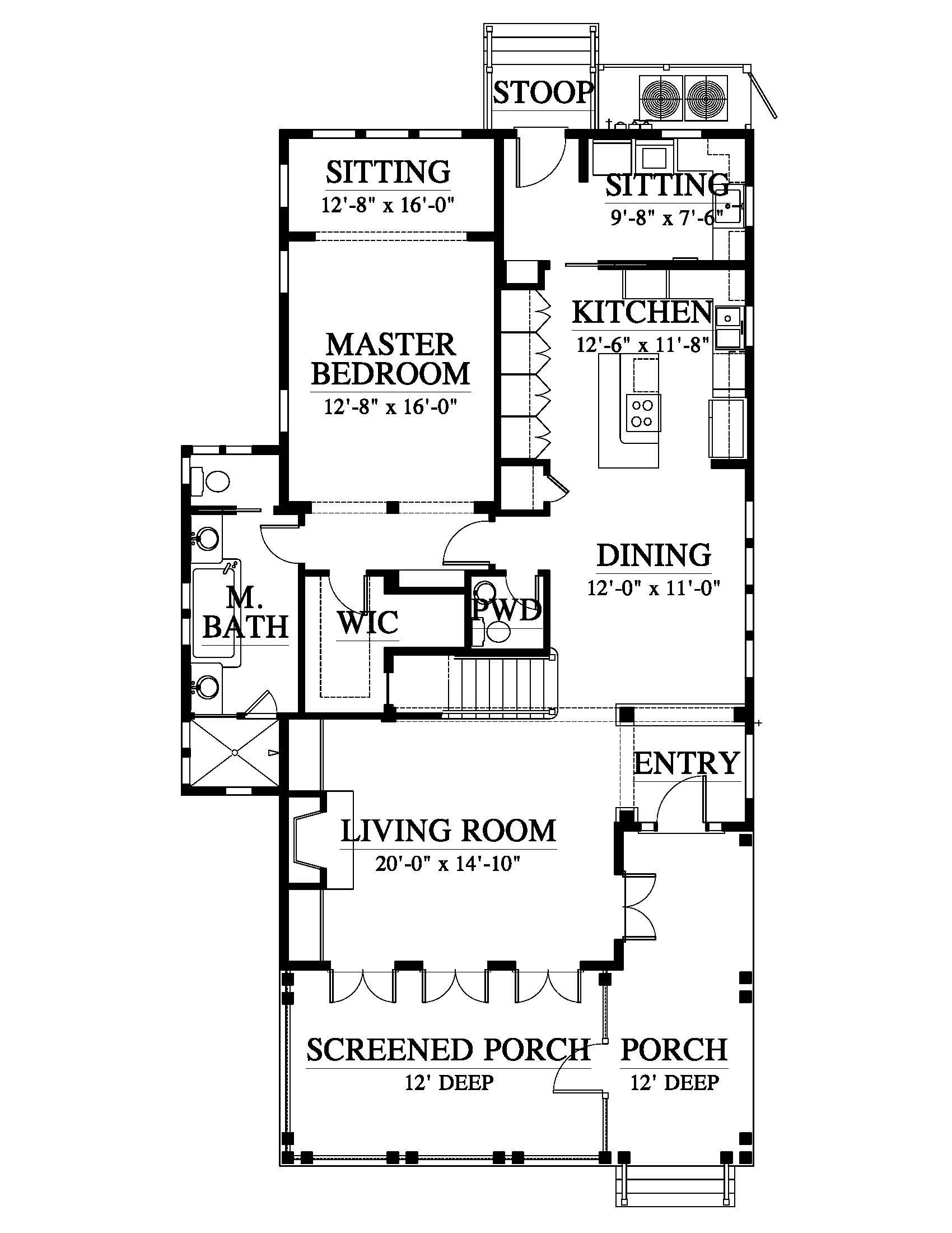 Master Suite Sitting Room House Plans How To Plan Floor Plans
