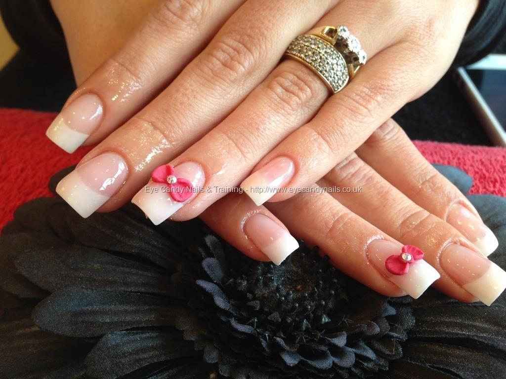 3d nails with bows | nail art photo taken at 30 03 2013 16 52 16 ...