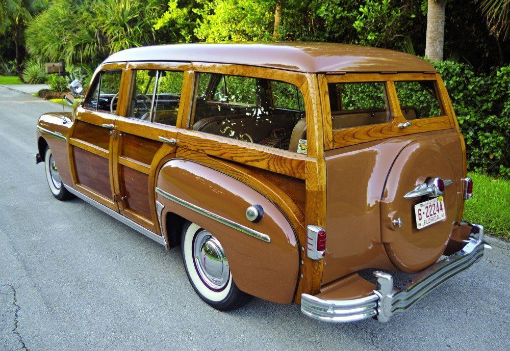 The Great New Plymouth – 1949 Plymouth Special DeLux