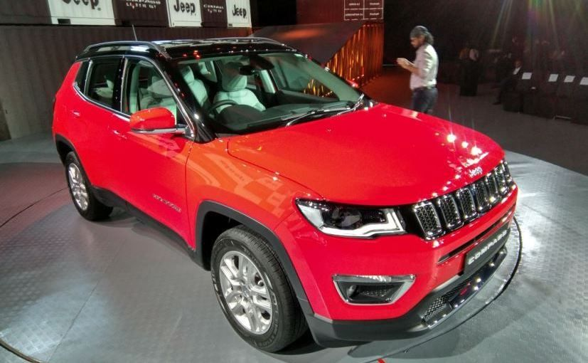 Jeep Compass Receives 5000 Bookings Deliveries To Start From