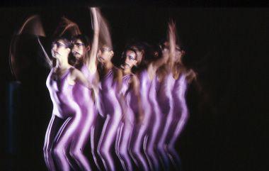 Concours de danse moderne - Equipe Marocaine - 2e édition des Jeux de la Francophonie de Paris, France - 1994