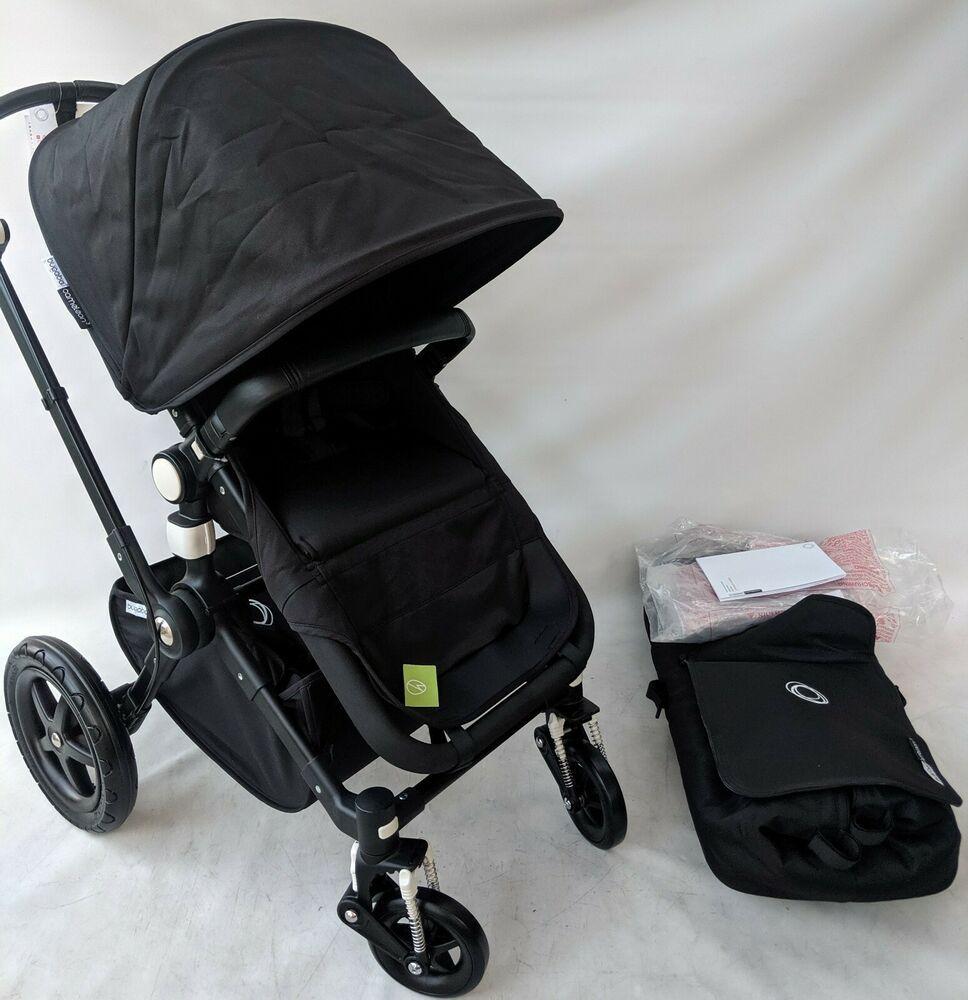 Bugaboo cameleon3 complete stroller black NEW Bugaboo
