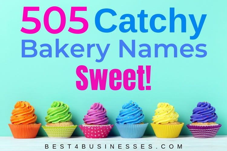 505 Bakery Name Ideas Logos Ultimate List Of Names With Images