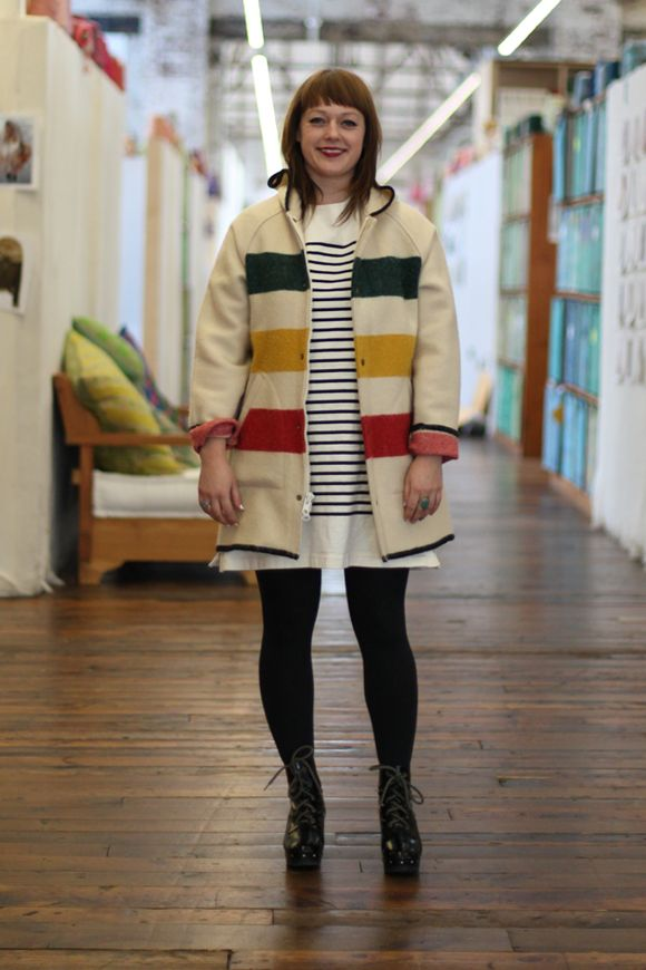 Office Style: Tomboy Cool