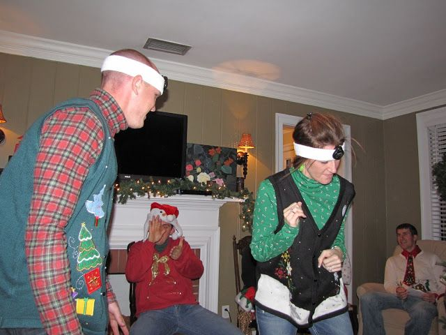 A Beautiful Vibrant Life Minute to Win It Christmas Party - Part 2