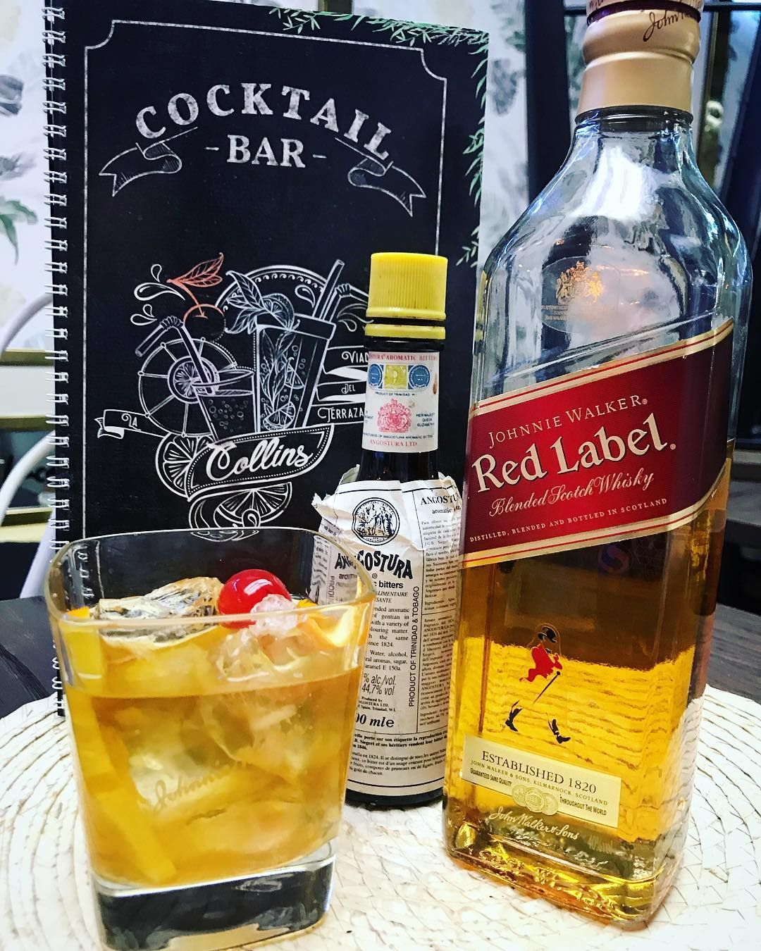 Hay un #Cocktail para cada persona cada uno tenemos nuestro paladar ...