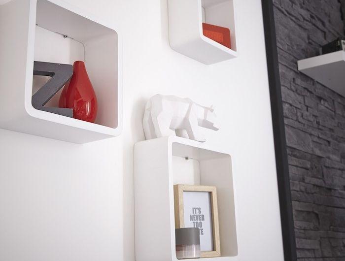 Etageres Murales 77 Modeles Qui Vont Vous Accrocher Decoratie Wachtkamer