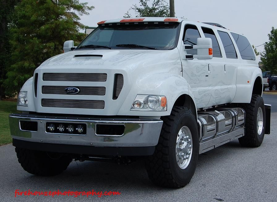 Ford F650 Xuv Extreme Utility Vehical What I Want When I Win The
