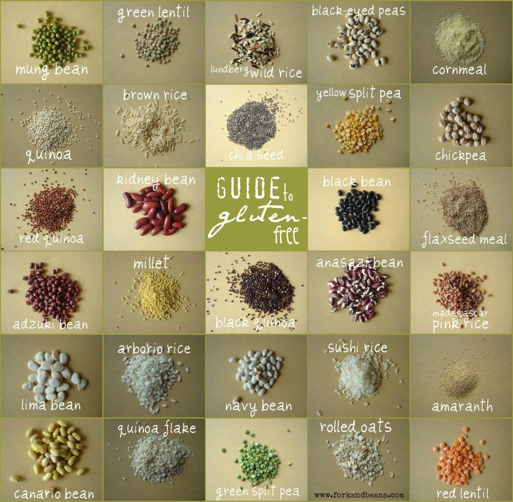 New to Gluten-Free | Gluten free food and Celiac Information