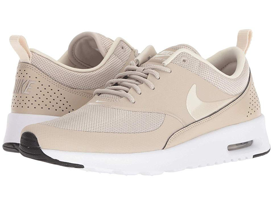 Nike Air Max Thea (StringLight CreamBlackWhite) Women's
