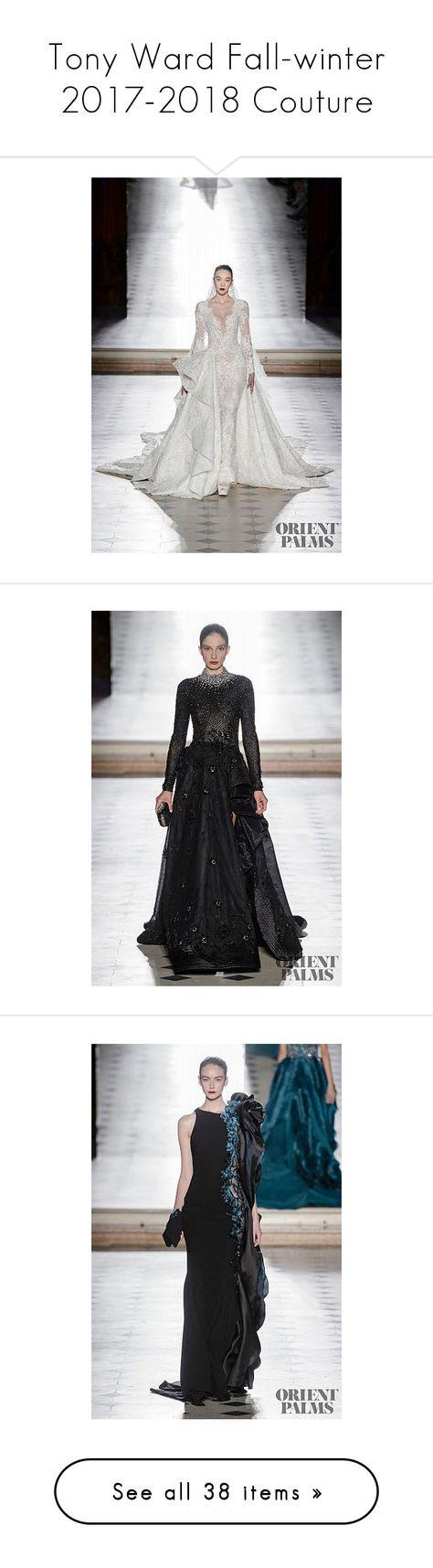 """Tony Ward Fall-winter 2017-2018 Couture"""