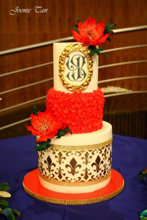 FLEUR 2014 - Cake by Joonie Tan