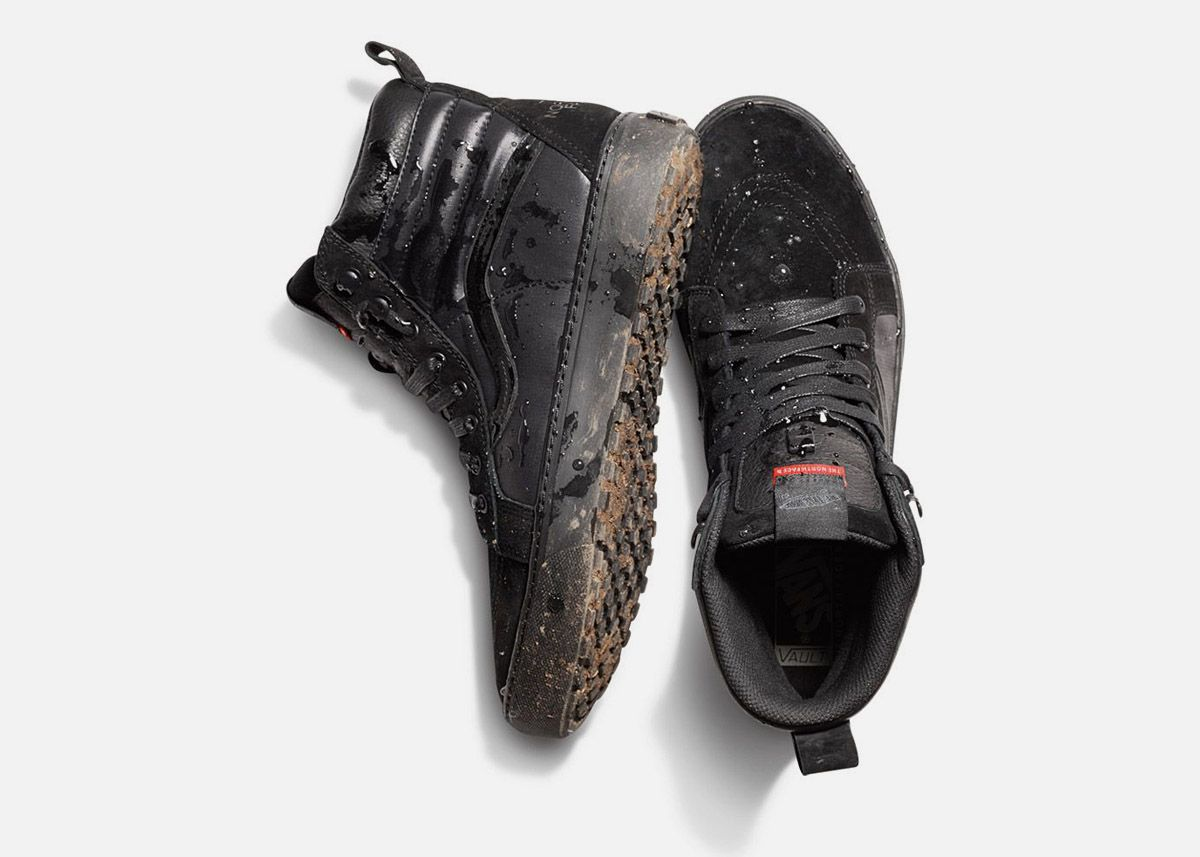 8dcb8125e7 The Vault by Vans x The North Face collection