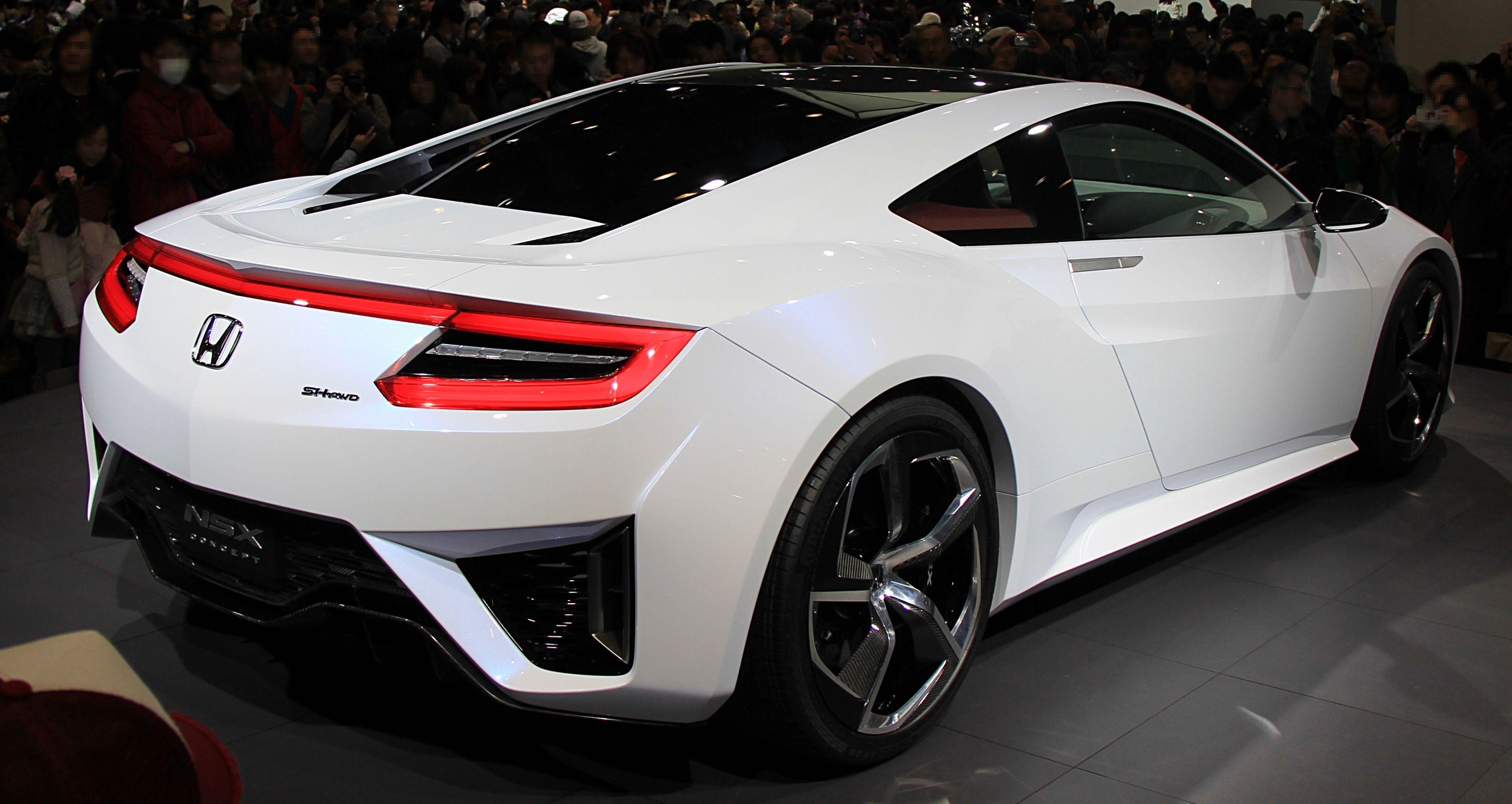 Amazing Honda NXC Concept 2013