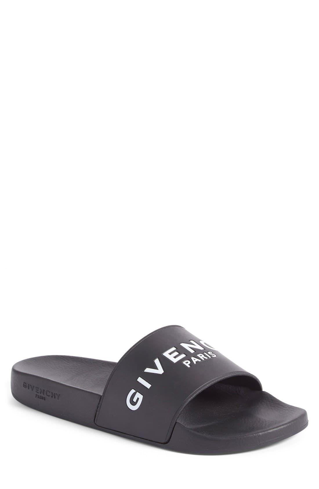 Givenchy Slide Sandal Men Nordstrom Givenchy Slides Givenchy Sandals Womens Sandals