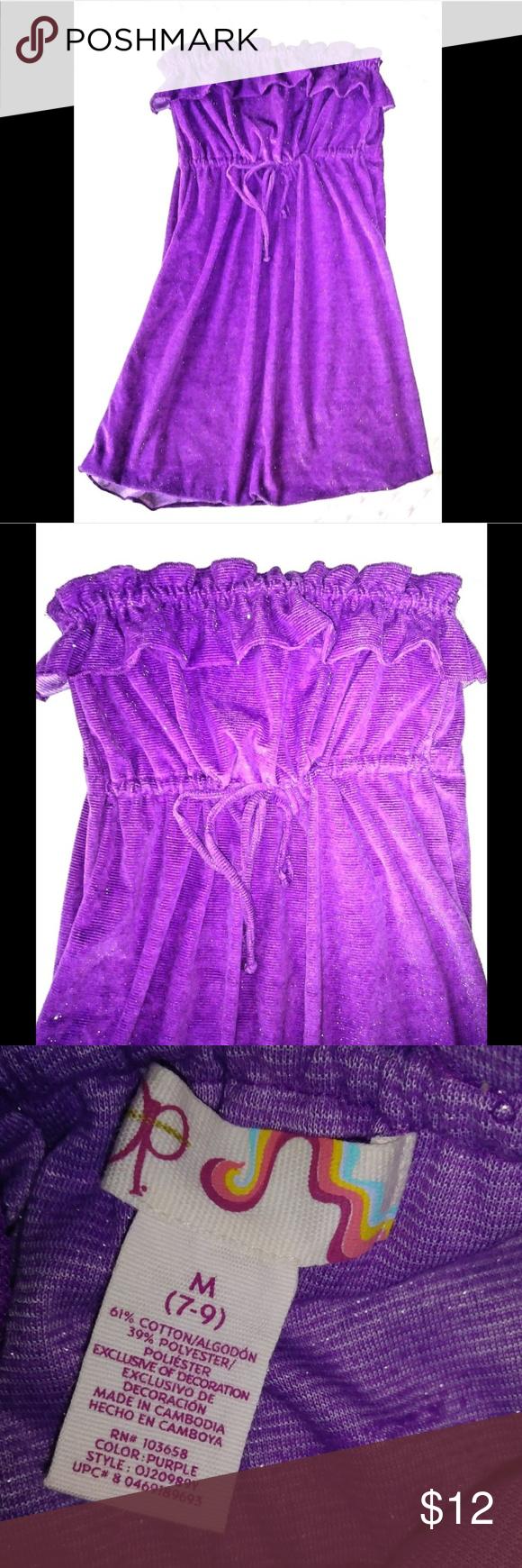 6a1c93a7b5 🌸4 for  25 OP swimsuit cover up size M Juniors OP lavender swim suit cover
