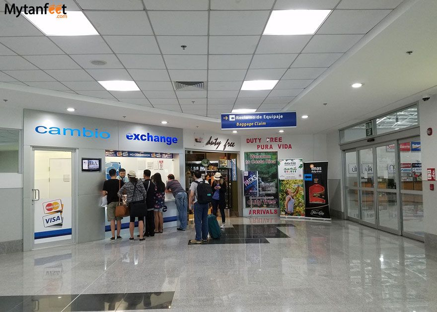 Stress Free Customs and Immigration in San Jose Airport