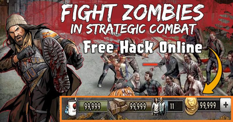 Walking Dead Road To Survival Hack 2019 Online Cheat For