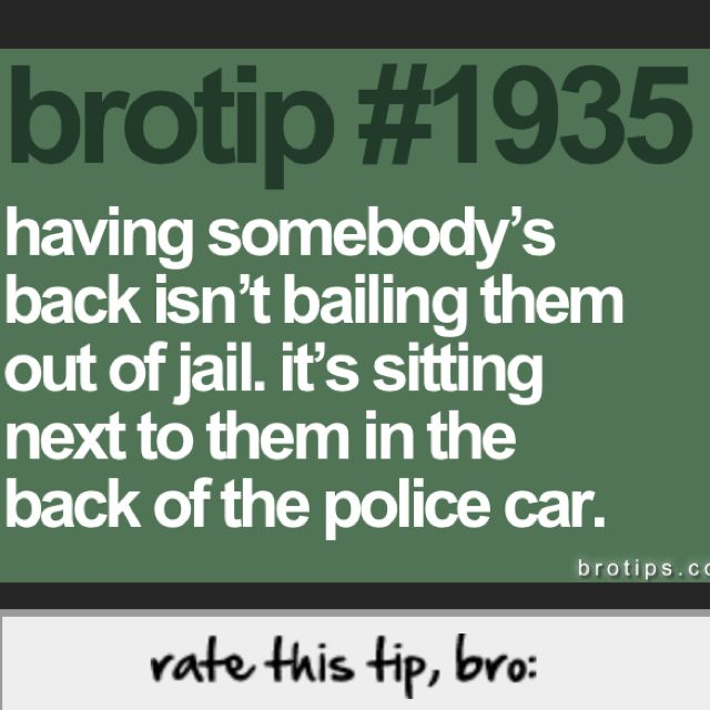 Hell ya who wants to go to jail :D