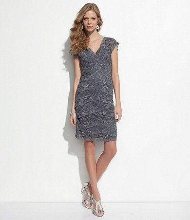 818ad564 Available at Dillards.com #Dillards Dress Suggestion for the Godmothers