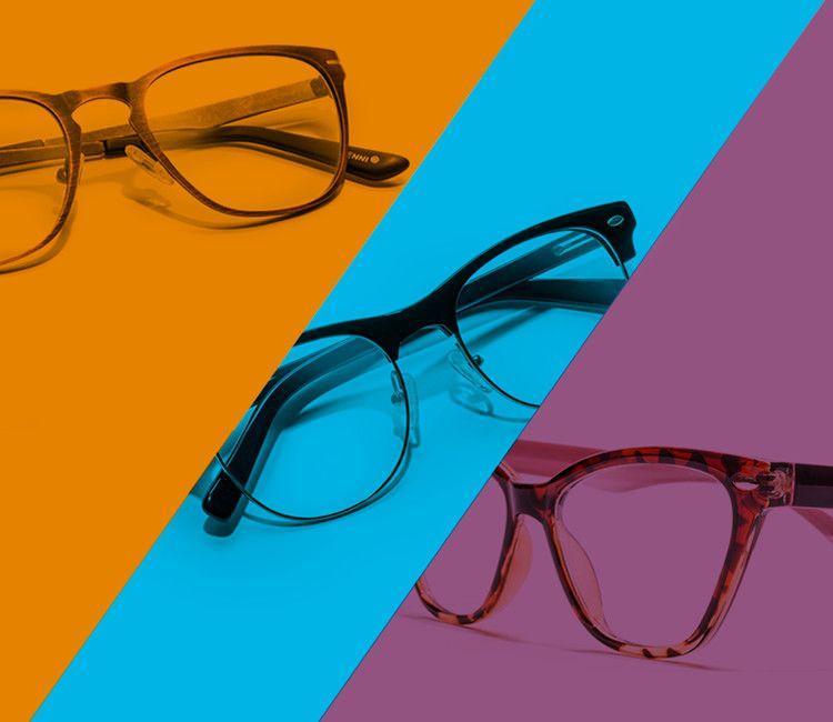 145b9ccb46 Shop fashion Zenni prescription glasses and sunglasses online by different  shapes