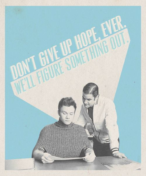 Glee Quotations