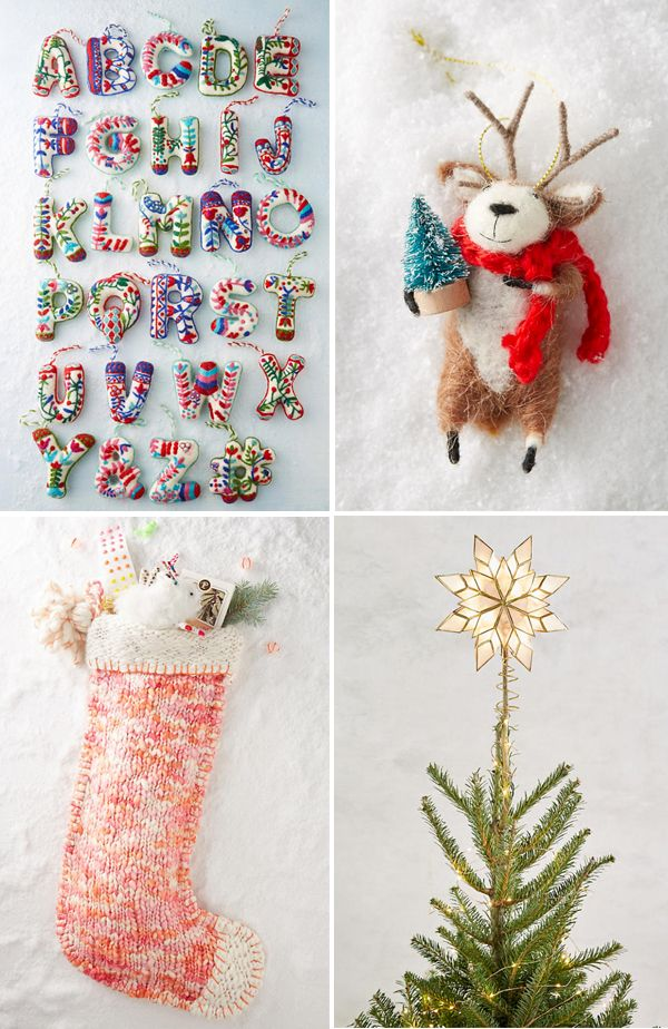 christmas decor black friday 30 discount at anthropologie