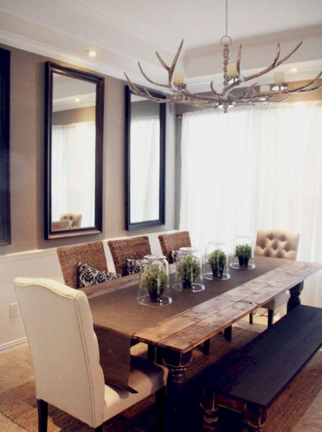 Enhance Dinning Room With Farmhouse Table Home To Z Modern Farmhouse Dining Room Farmhouse Dining Rooms Decor Modern Dining Room