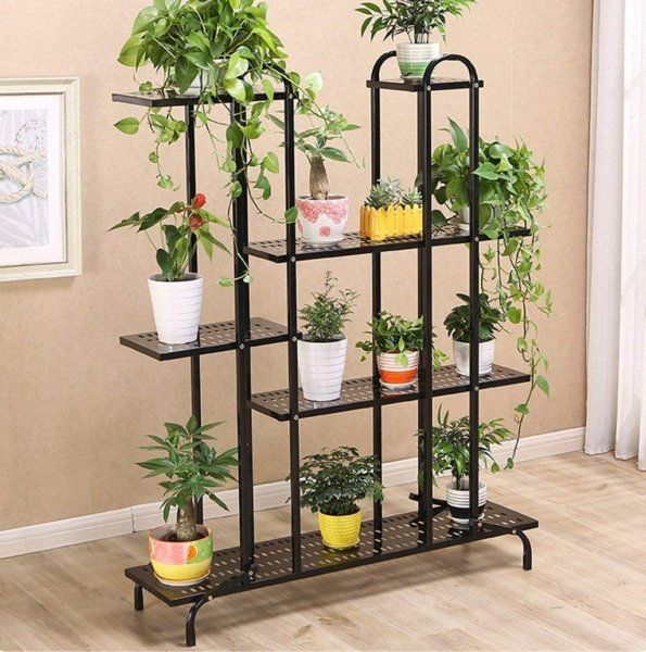 Amazing Plant Shelf design Ideas - Engineering Discoveries ... on Amazing Plant Stand Ideas  id=77025