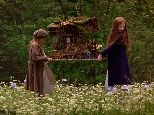 from the movie fairy tale best fairy house ever dolls