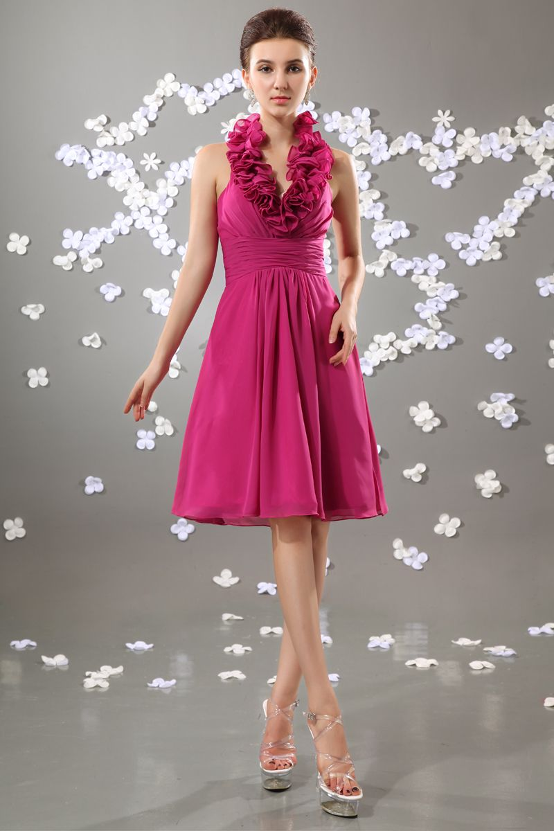 Click to buy best selling strapless a line knee length click to buy best selling strapless a line knee length bridesmaid ombrellifo Image collections