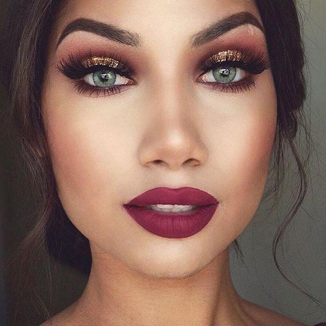 The Beauty Database Photo Fall Makeup Looks Makeup Looks