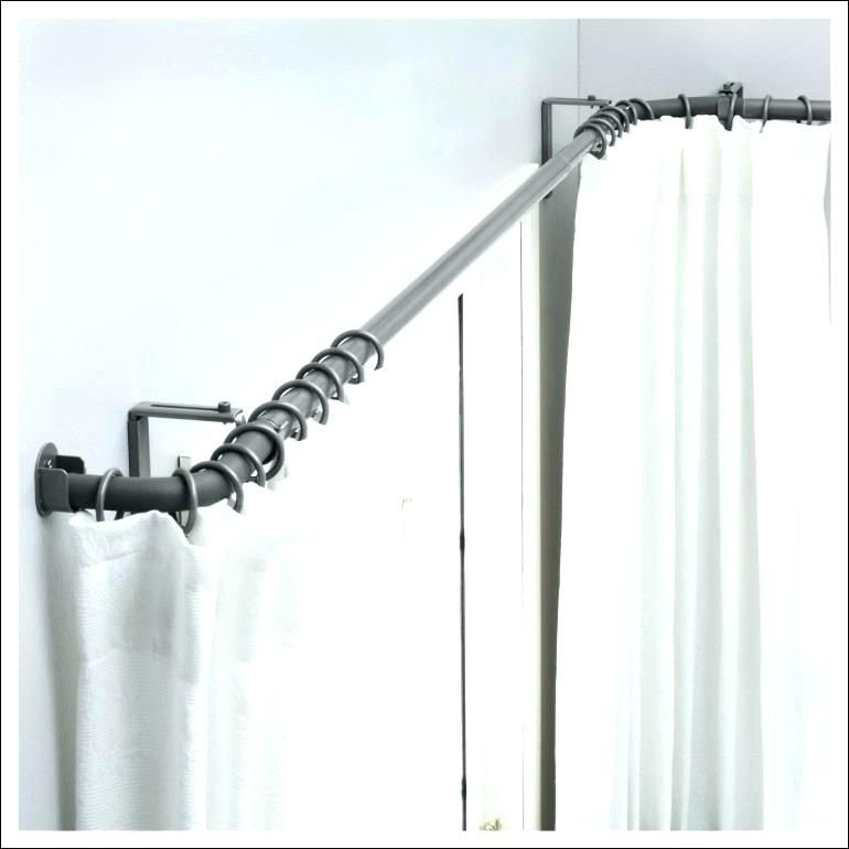 Wire Curtain Rod Curtain Wire Full Size Of Living Curtain Rod