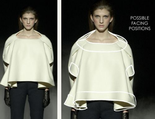 Fundamentals of Pattern Making: Basic Facings | Fashion