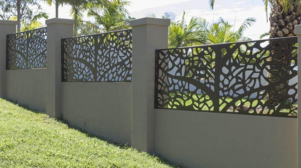 Unique Decorative Metal Fence Panels Metal Fence Panels