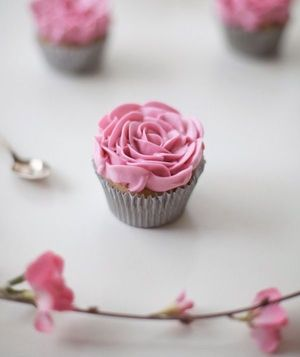 6 Super Simple Bridal Shower Cupcake Ideas | Buttercream ...