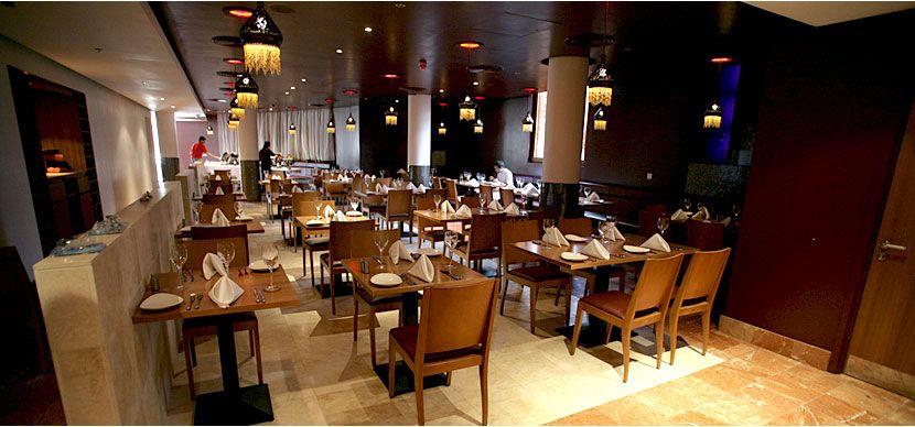 Roshniu0027s   Indian Restaurant   Middlesex Qu0026A   Architectural Interior  Designers