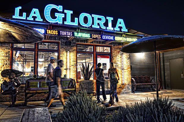 La Gloria Pearl Brewery San Antonio Texas Downtown