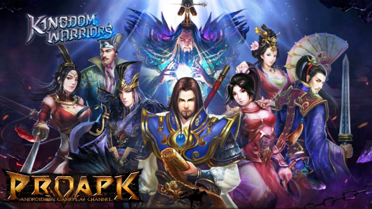 KINGDOM WARRIORS MOD APK V1.6.0 KINGDOM WARRIORS MOD APK