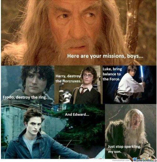 Meme Center Largest Creative Humor Community Harry Potter Funny Harry Potter Memes The Hobbit