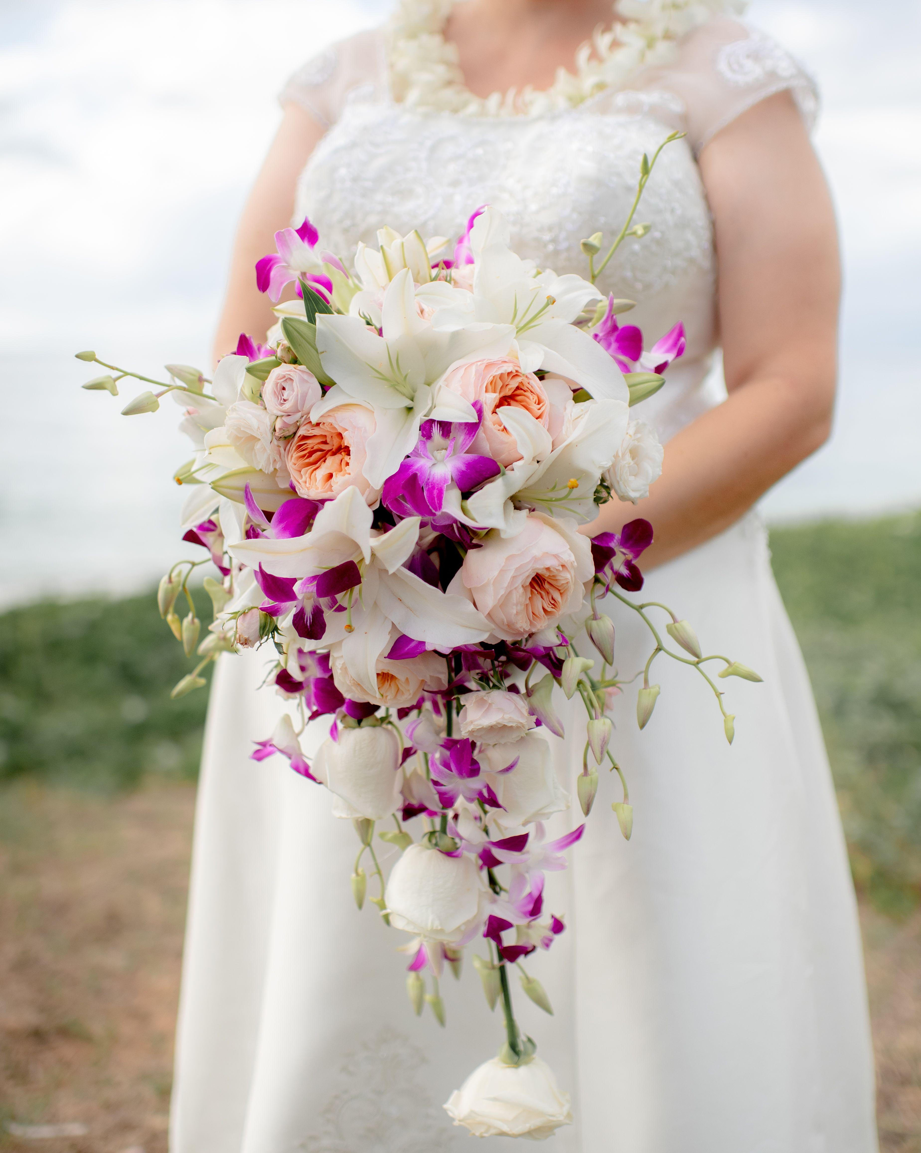 David Austin Roses Eucalyptus Bridal Bouquet White Floral Centerpieces Wedding Bridal Bouquets Bouquet