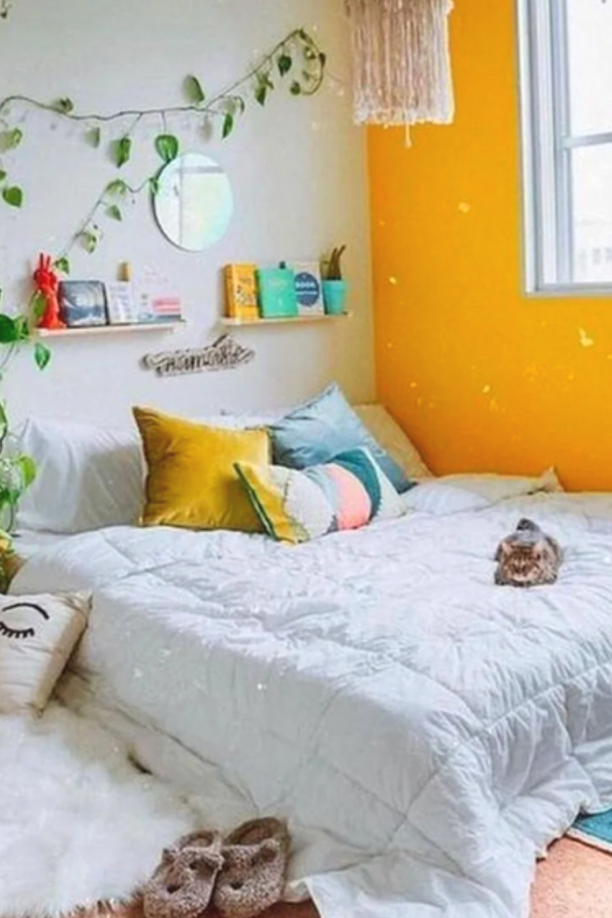 Visit the site  see more detail and find another inspirations   #cozybedroom #gorgeousbedroom #bedroomideas #bedroomdecor #bedroom #homedesign #homeideas #homedecor #roomdecor #roomideas