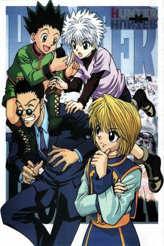 100 Hunter X HD Wallpapers