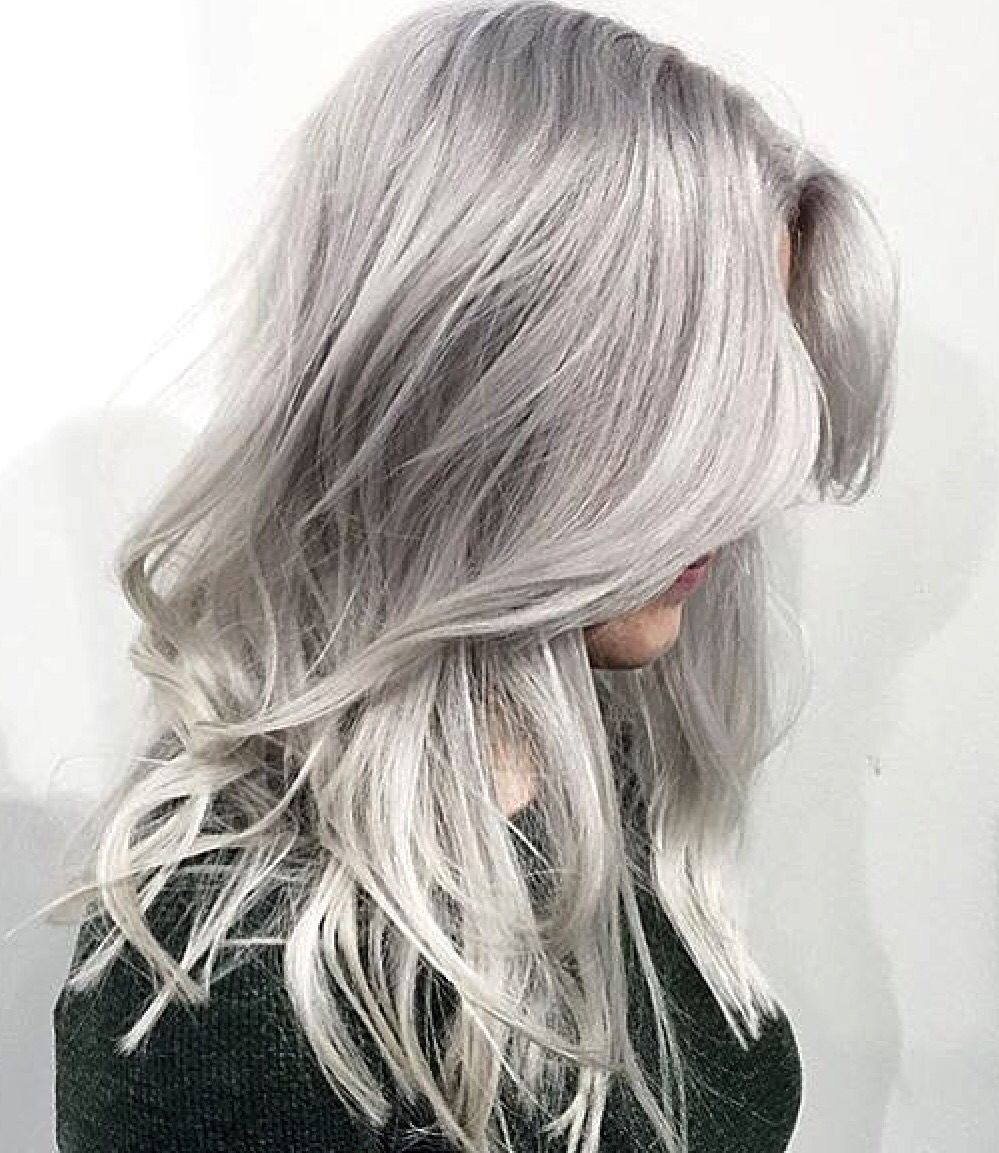 no pin limits more pins like this one at fosterginger pinte hair and beauty grey hair. Black Bedroom Furniture Sets. Home Design Ideas