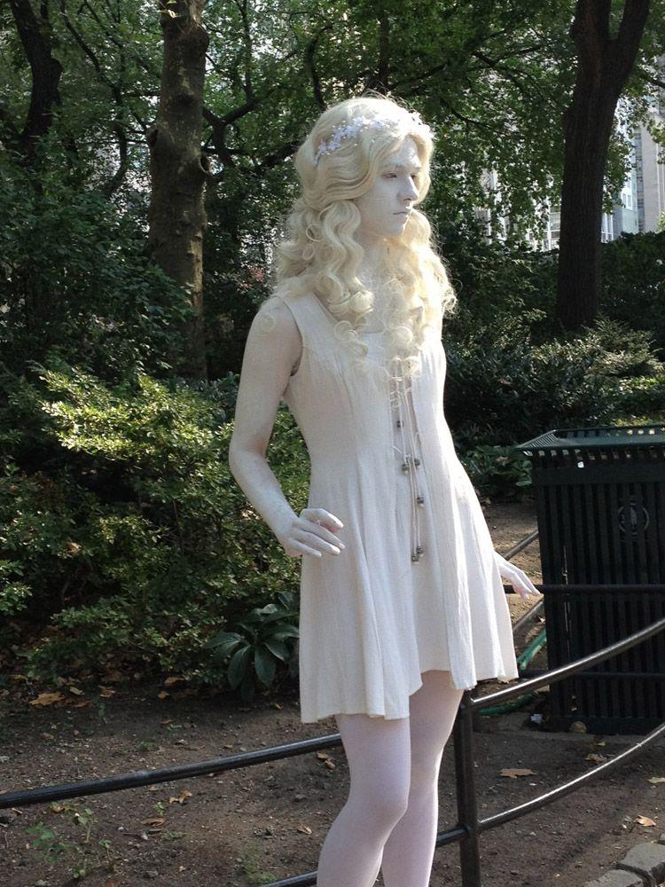 Galatea Living and Human Statues Galatea New York