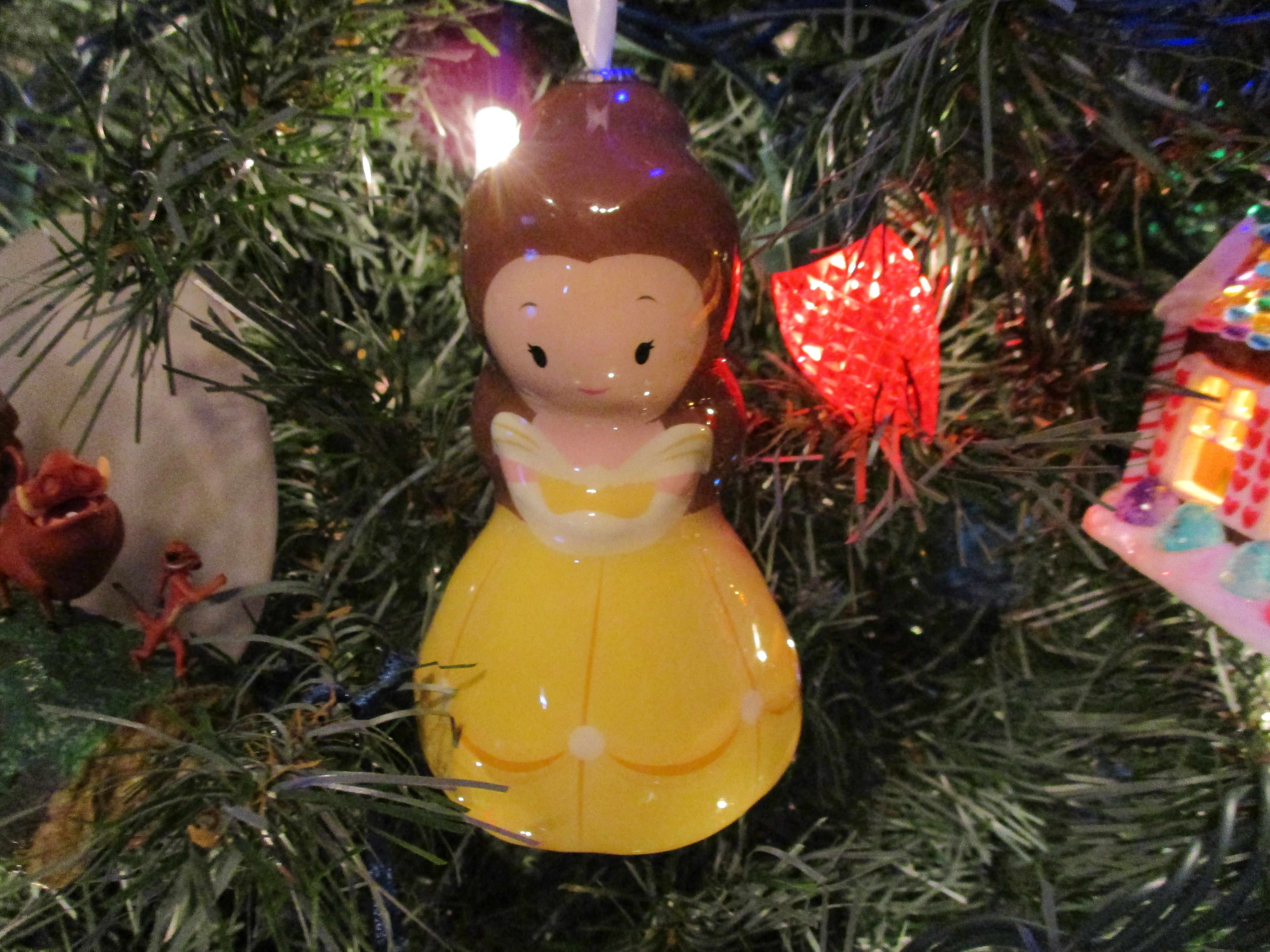 Pin by luckdragon9 on Beauty and the Beast Ornaments in